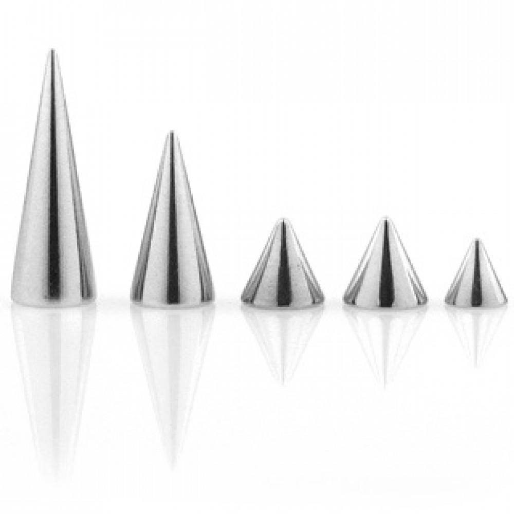 Piercing - náhradní špička na závit 1,2 mm