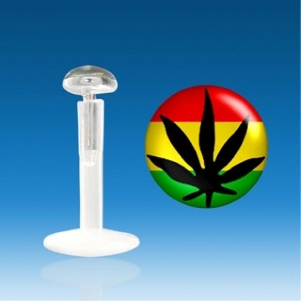 Piercing do brady - list marihuany