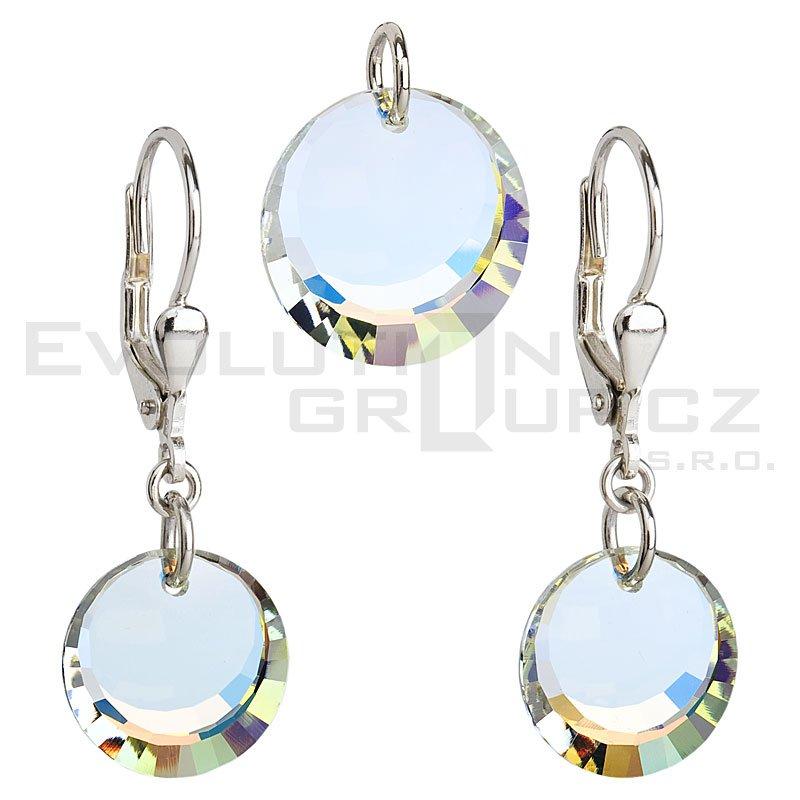 VÝROBCE EVG MADE WITH SWAROVSKI ® CRYSTALS 39017.2 krystal ab